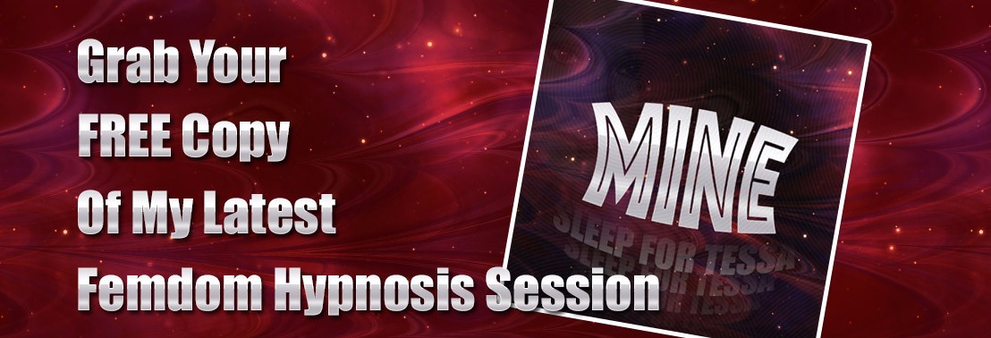 Free Femdom Hypnosis Session